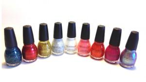 7 pack nail polish