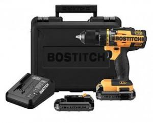 Bostitch 18V Lithium 12 DrillDriver Kit 300x242 Bostitch 18V Lithium 1/2 Drill/Driver Kit for $89.99 (Reg $149)