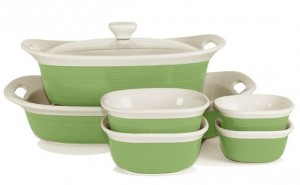 CorningWare 7-Piece Etch Set