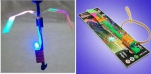 Flying LED Light Toy