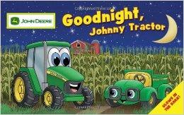 Goodnight, Johnny Tractor (John Deere Glow in the Dark) Board book
