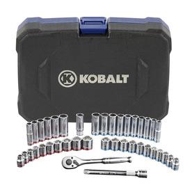 Kobalt 40 Piece Standard and Metric Mecanics Tool Set Kobalt 40 Piece Standard (SAE) and Metric Combination Mechanics Tool Set $19.97 (Reg $59.97)