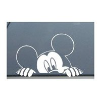 Mickey Mouse Car Window Decal Mickey Mouse Car Window Decal for $2.81 Shipped!