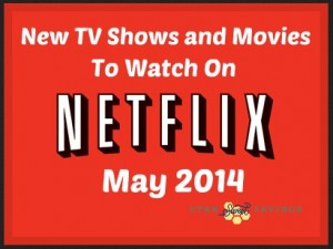Netflix New May 2014