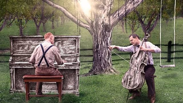 The Piano Guys The Story of My Life