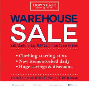 downeast logan sale