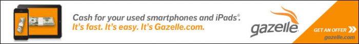 gazelle trade in electronics