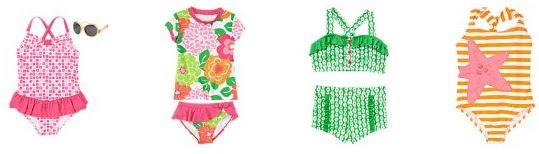 gymboree swimsuits