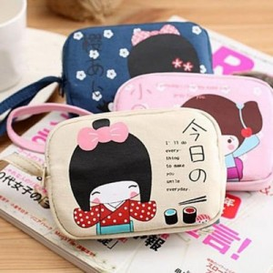 japanese girl coin purses 300x300 Cute Japanese Girl Canvas Coin Purses/Phone Bags for $1.16 Shipped!