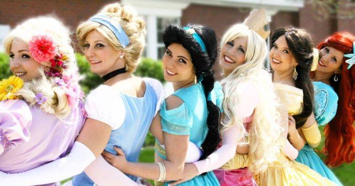 Meet magical celebrations princesses at station park its free magical celebrations m4hsunfo
