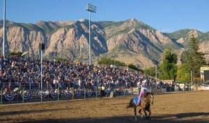 ogden pioneer day rodeo