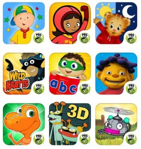 9 PBS Kids Android Apps for $0.99 Each! *Caillou, Daniel Tiger ...