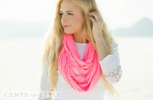 scarf flash sale 300x196 Flash Sale: Scarves 50% Off! Starts at $7.97!