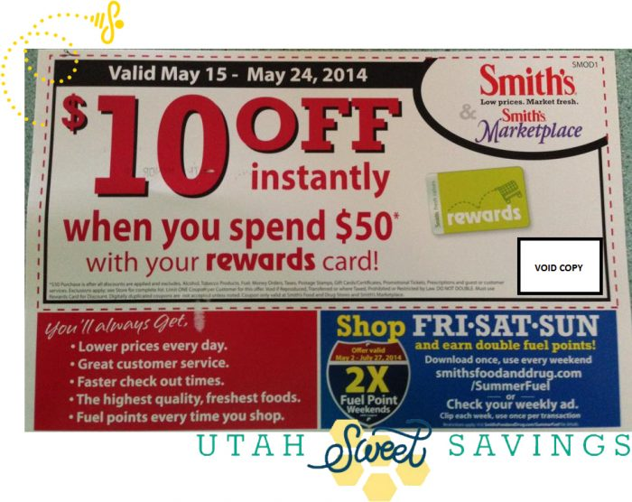 Free grocery coupon booklets by mail