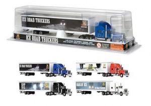 4-Piece Ice Road Truckers Diecast