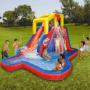 Banzai Splash Slide