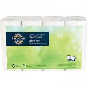 Brighton Professional Choose-Your-Size Paper Towels