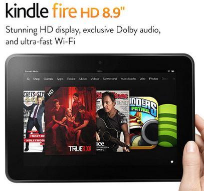 Certified Refurbished Kindle Fire HD 8.9