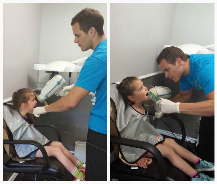 Dentist X-rays