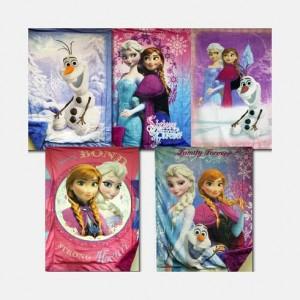Disney Frozen Royal Plush Mink Raschel Blankets