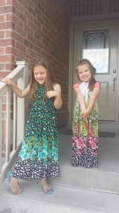 Girls in Dresses e1403917841481 168x300 Floral Print Sundresses $3.75 each!  Free Shipping!  *New* Sizes M XXL