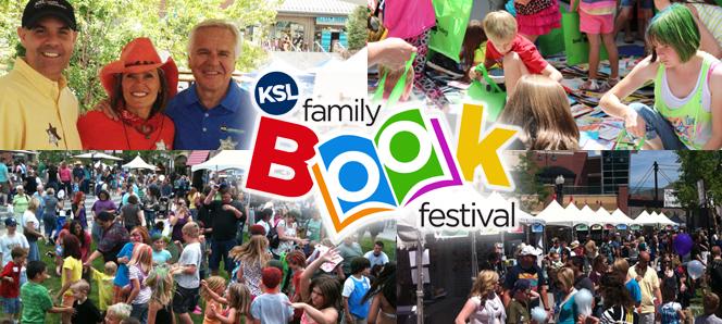 KSL Family Book Festival