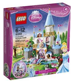 LEGO Disney Princess Cinderella's Romantic Castle