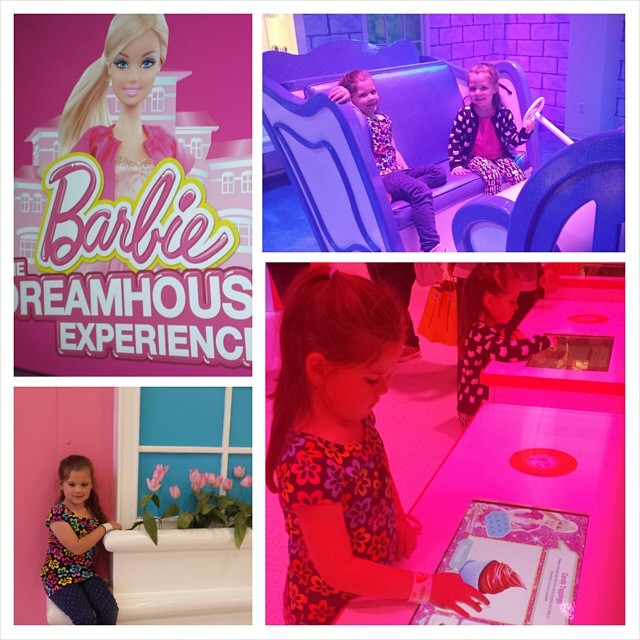 Mall of America Barbie