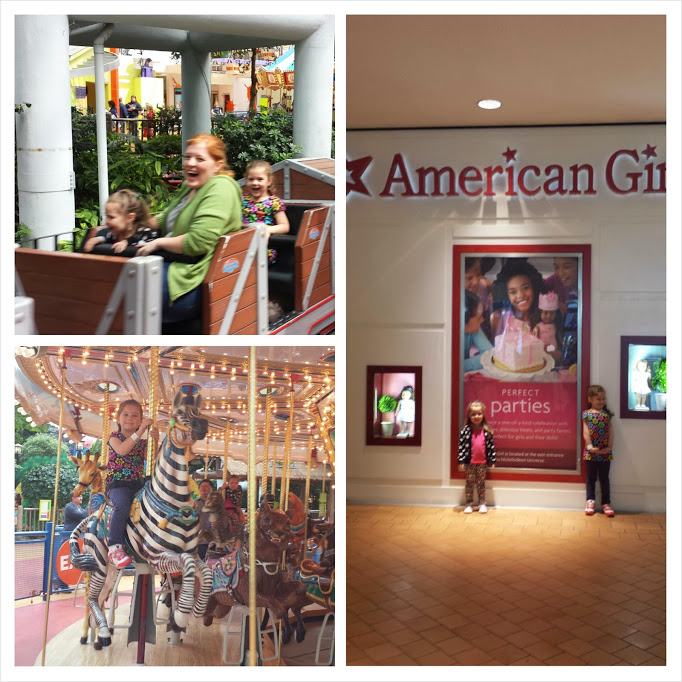Mall of America Collage
