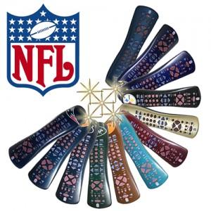 Official Licensed iHip NFL Universal TV Remote