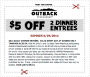 Ouback Coupon