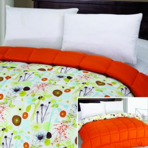 Printed Reversible Comforters 300x300 Printed Reversible Comforters for $25.24 Shipped! *6 Styles, Twin/Queen/King*