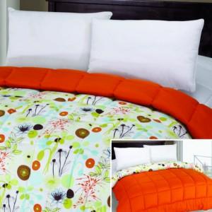 Printed Reversible Comforters