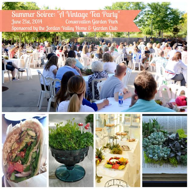 Summer Soiree Collage