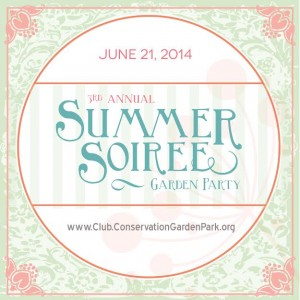 Summer Soiree Garden Party