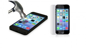 Tempered Glass Screen Protector for iPhone or Samsung Galaxy