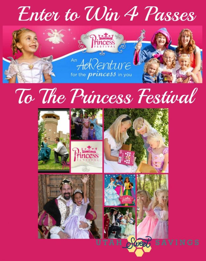 The Princess Festival Giveaway