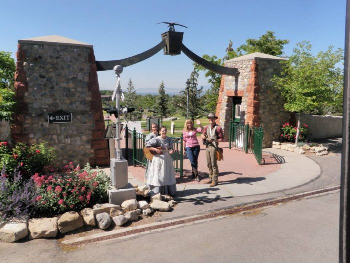 Free admission to this is the place heritage park today - The garden place at heritage park ...