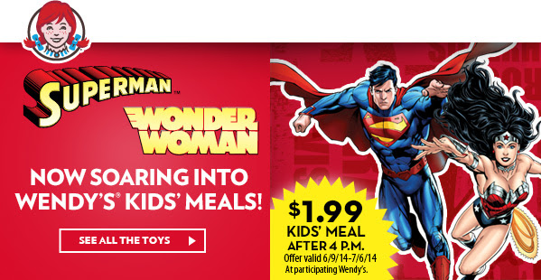 Wendy's Kid's Meal