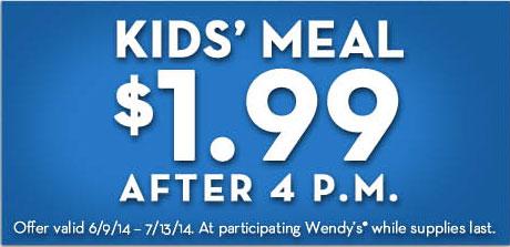 Wendy's Kids