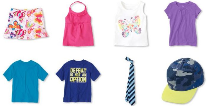 childrens place 2.99 and under sale