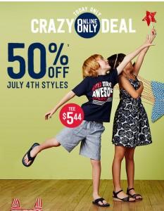 crazy 8 july 4th deals