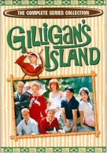 gilligans island the complete collection