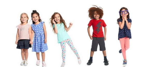 Crazy Kohl S Clearance Sale Kid S Back To School Clothes As Low As