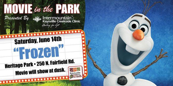 movie in the park Kaysville