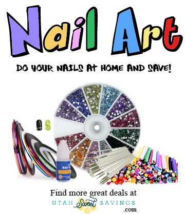nail art Nail Art Deals from $1.49! Do your nails at home and save!
