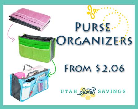 purse organizers Purse Organizer Inserts for $2.06 Shipped!