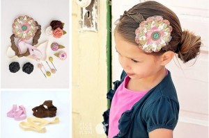 vintage clips 300x199 Plastic Bow Headband (2 packs) and Hair Clips (4 packs) for $0.99! Plus Vintage Hair Clips for $1.49! *HURRY*