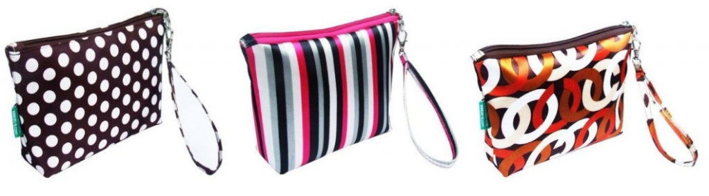 waterproof cosmetic bags 1024x284 Waterproof Cosmetic Pouches for $2.29 Shipped!