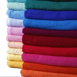 5 Pack Northpoint Jacquard Textured 100 Cotton Bath Towels